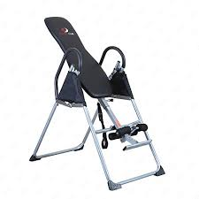 back relief inversion table chiropractic back pain relief inversion table deluxe fitness