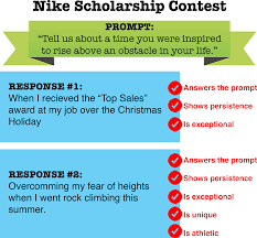 writing a winning resume how to write a winning scholarship essay in 10 steps nikeschol