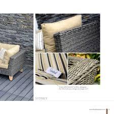 Lifestyle Garden Furniture Citylen Lifestyle Garden Catalogue 2017 Mar 16 2016 Page 8 9