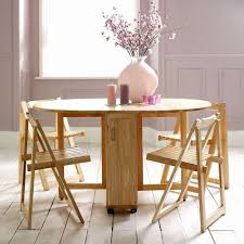 luxury small space table chairs light of dining room