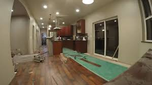 Laminate Floor On Ceiling Laminate Floor Installation Time Lapse 1080p Youtube