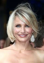 short hairstyles for thick hair women over 40 bob hairstyle for