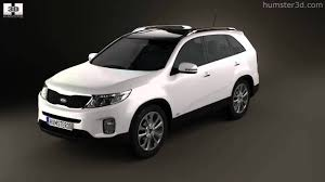 kia sorento xm 2012 by 3d model store humster3d com youtube