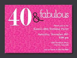 free 40th birthday party invitation templates stephenanuno com