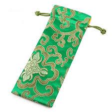 aliexpress buy new arrival 10pcs upscale jewelry aliexpress buy luxury travel necklace storage pouch silk