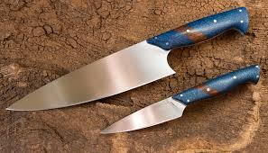 becker kitchen knives lets see your handmade kitchen knives bladeforums com