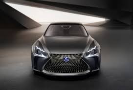 lexus demonstrated numerous models at sema show