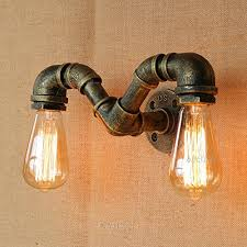 Vintage Industrial Wall Sconce Industrial Wall Mounted Lights Steunk Ages