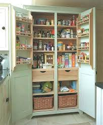 Free Standing Kitchen Pantry Furniture Free Standing Kitchen Pantry Cabinet U2013 Subscribed Me