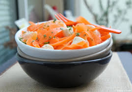 cuisiner les l馮umes autrement et si on découpait les légumes autrement
