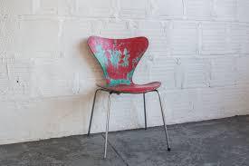 arne jacobsen series 7 side chair u2013 the good mod