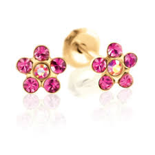 inverness earrings bfly inverness ear piercing 0 to 7 years bfly