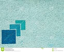 aqua blue paint wall with pattern stock photography image 19639322