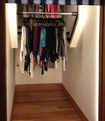 Coat Closet by Vertical Revolving Clothes For Closet Great Idea For Understairs
