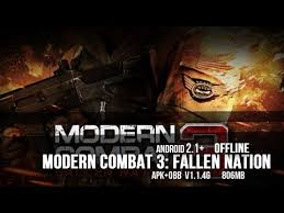 modern combat 3 apk free how to modern combat 3 for android without mob org