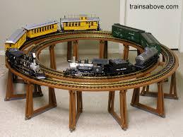 train circles