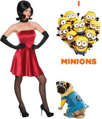 Halloween 2015 Costume Ideas Fun Pet And Owner Costume Ideas For Halloween 2015 Minion