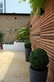 Backyard Privacy Screens Trellis Best 25 Slatted Fence Panels Ideas On Pinterest Decorative