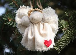 10 angel patterns to sew for the christmas season