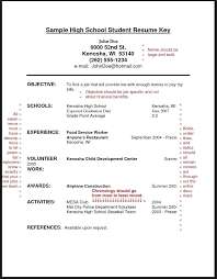 resume exles for high students with no experience here are no experience resume goodfellowafb us