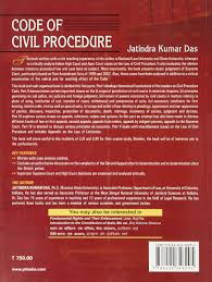 buy codes of civil procedure book online at low prices in india