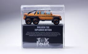 mercedes 6 wheel pickup the matchbox 2017 toy fair mercedes benz g63 amg 6 6 is what