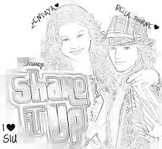 disney channel coloring pages jessie disney channel coloring page