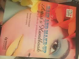 The Makeup Artist Handbook City And Guilds Hair And Make Up Artist Handbook In Cosham