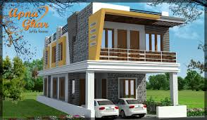 3 bedroom duplex 2 floors home area 108m2 6m x 18m click