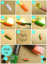 easy nail designs with tape another heaven nails design 2016