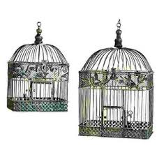 decorative bird houses cages you ll wayfair