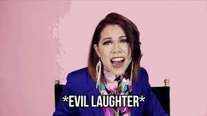 Meme Evil Laugh - evil laugh gif find share on giphy