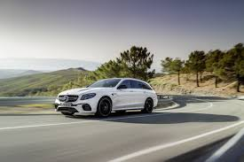 fastest mercedes amg mercedes amg e63 s wagon is wildest and fastest station wagon
