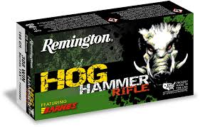 Barnes 168 Tsx 308 Load Data Hog Hammer Remington