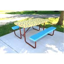 fitted picnic table covers picnic table covers home design