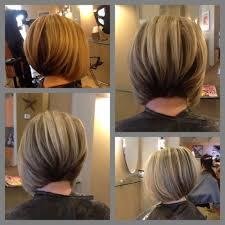 front and back view of bob haircut hairstyles ideas