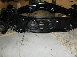 lexus sc300 rear differential rear subframe bushings has anyone replaced pic clublexus
