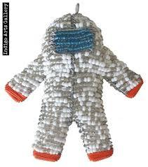 major tom astronaut ornament indigo arts
