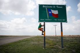 Texas Under Spain Flag I U0027m Done U0027 Fed Up With California Some Conservatives Look To Texas
