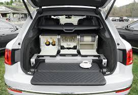 bentley bentayga trunk 2016 bentley bentayga w12 review autoevolution