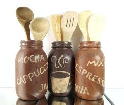 themed kitchen accessories coffee themed kitchen accessories and kitchen decor quart size
