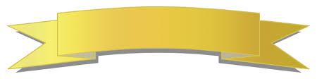 gold ribbons gold ribbon clipart