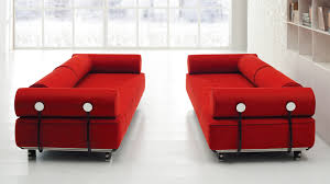 Red Sofa Set Sofas Center Red Sofat Modern Fabricts Arrangements Leather On