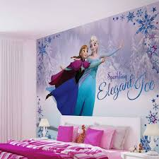 disney frozen elsa anna photo wallpaper mural 1634wm disney disney frozen elsa anna photo wallpaper mural 1634wm