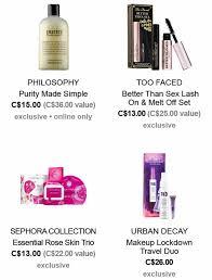 black friday deals canada 2017 sephora canada makeup application saubhaya makeup