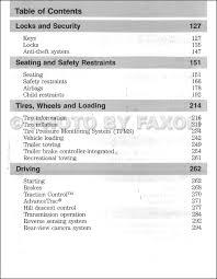 2011 ford super duty owner u0027s manual original f250 f350 f450 f550