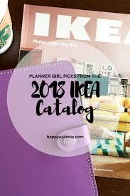 planner picks from the 2018 ikea catalog happy as annie