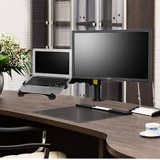 Desk Mount Laptop Stand Monitor Stands Brackets Thingy Club