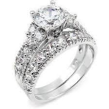 jewelers wedding rings sets sterling silver engagement rings ebay