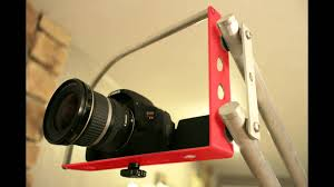 how to build a dslr crane jib diy tutorial youtube
